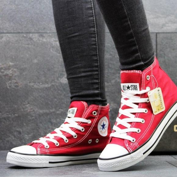 3ac0f5b645 Converse Shoes - Converse Chuck Taylor All Star High Top Unisex